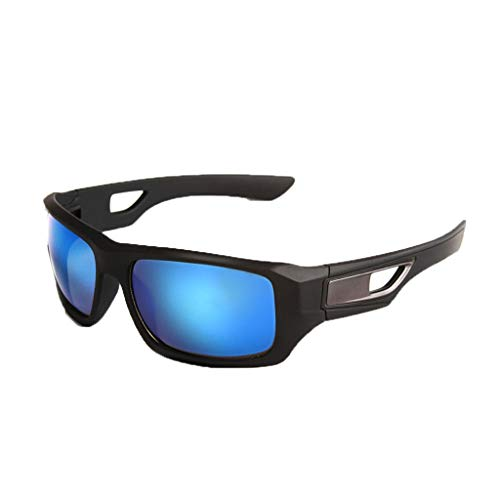Why Should You Buy Meidexian888 Unisex Fashion Polarized Sunglasses, Outdoor Riding Sports Sun Shade Glasses Adult (C)