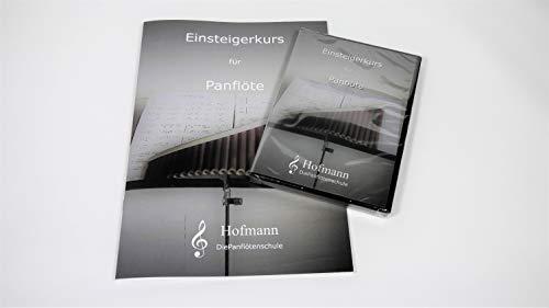 Einsteigerkurs für Panflöte, Hofmann DiePanflötenschule