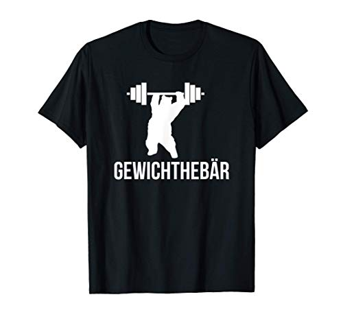 Workout Beintraining Kurzhantel Muskeltraining Natural T-Shirt