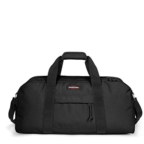 Eastpak Station + Bolsa de Viaje, 62 cm, 58 Liters, Negro (Black)