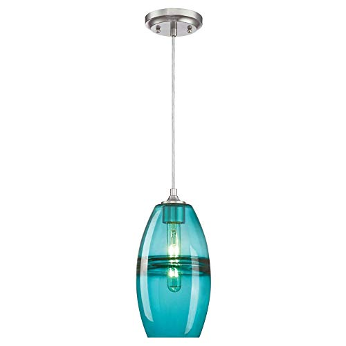 Westinghouse Lighting 6366300 One-Light Indoor Mini Pendant...