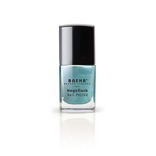BAEHR BEAUTY CONCEPT - NAILS Nagellack navy green metallic 11 ml