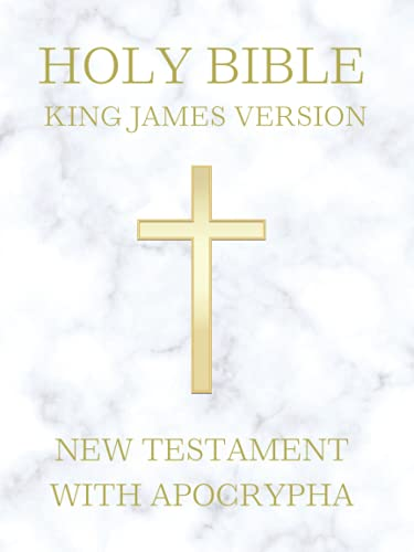 Compare Textbook Prices for Holy Bible King James Version: KJV 1611 Original Edition New Testament + Apocrypha  ISBN 9798534994117 by God,James, King