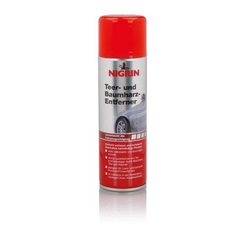 NIGRIN 74023 Teer-/Baumharz-Entfernerspray 250 ml