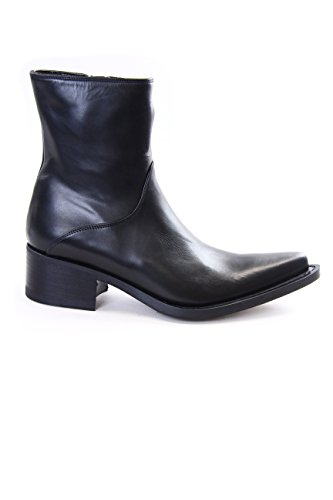 Fornarina, Damen Stiefel & Stiefeletten , Schwarz - Black - Größe: 41