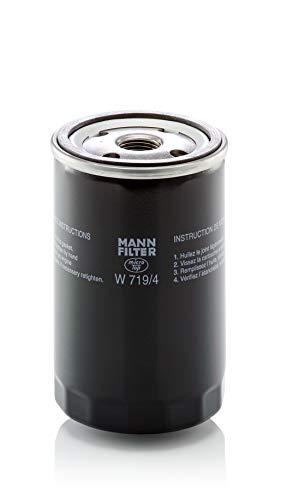 Original MANN-FILTER Ölfilter W 719/4 – Getriebefilter – Für PKW und Nutzfahrzeuge