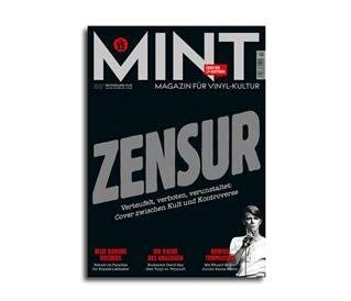 Mint Magazin - Vinyl-Kultur No 15 von Protected