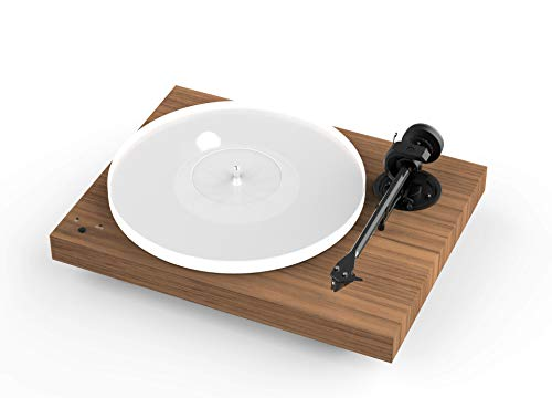 Pro-Ject X1 Hi-Fi Turntable with Pro-Ject Pick-IT S2 MM Cartridge (Walnut)