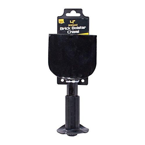 Tool Tech Ciseau /à brique 10,2/cm de haute qualit/é Grip de s/écurit/é de ma/çonnerie utilisation main outil