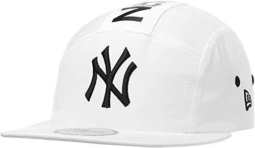 New Era MLB New York Yankees Camper Cap weiß/schwarz, OS