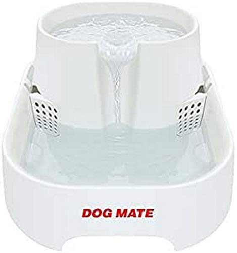 Dog Mate Large Fresh Water Dog & Cat Fountain