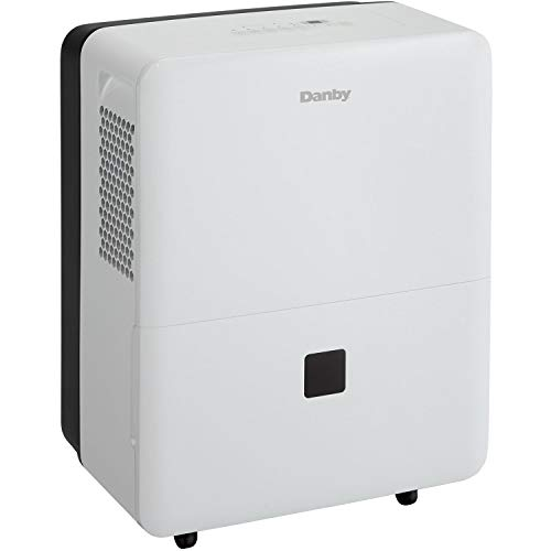 Danby Energy Star 45-Pint Dehumidifier (Renewed)