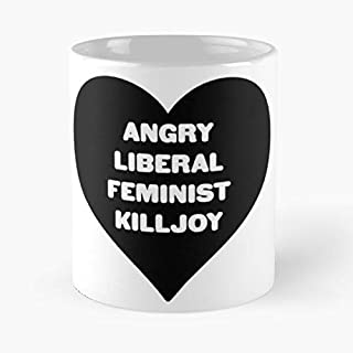 Feminist Feminism Womens Rights Women C Best Selling 11 Oz Coffee Mugs