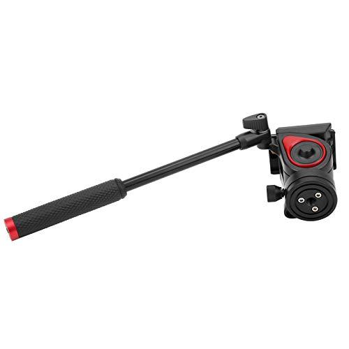 陽極酸化表面設計油圧ダンピングボールヘッドライト油圧ボールヘッド、携帯電話、ミラーレスカメラ、一眼レフカメラ用