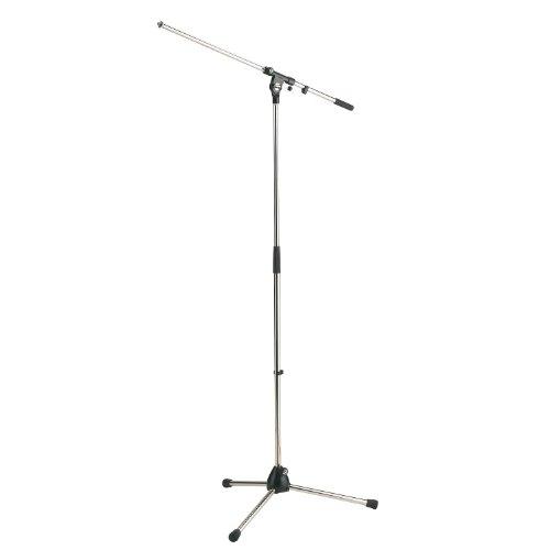 K&M 210/2 Trípode micrófono brazo...