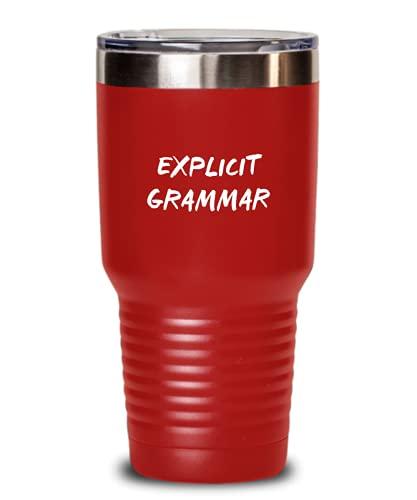 Best tumbler for English teacher