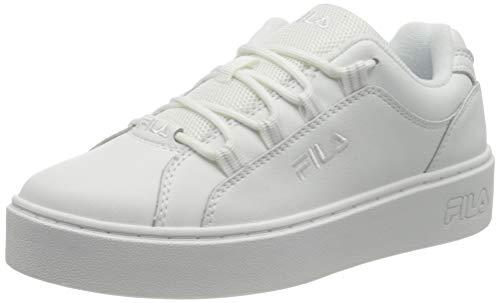 FILA Overstate x Aversario wmn zapatilla Mujer, blanco (White), 36 EU