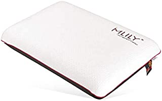 Vitality Pillow By Mlily - This High Quality Memory Foam Pillow Has the Comfortable Feel of Down (king/queen size)