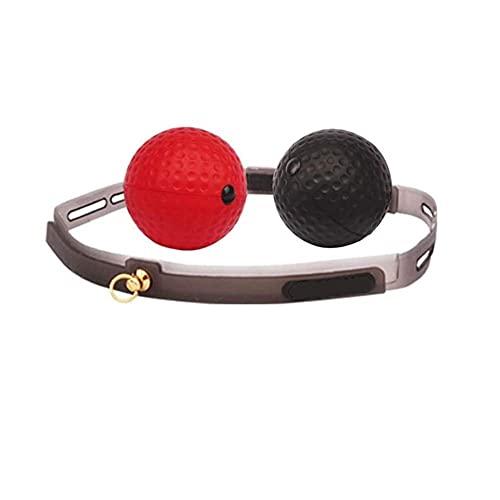 N\C Kampfreflexball mit Stirnband,...