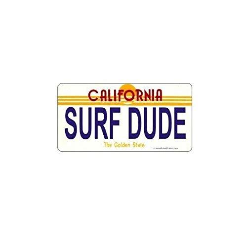 Inga California - Placa de matrícula para bicicleta #2...