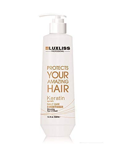 LUXLISS KERATIN CONDITIONER 500ML