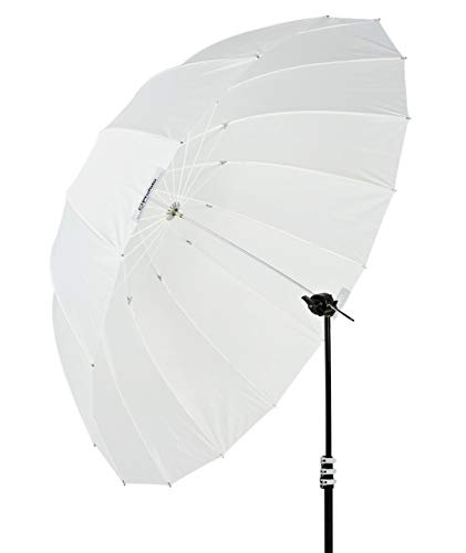Profoto Paraplu Diep Doorschijnend XL (1,65m)