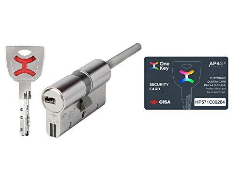 Cisa 93317 0P3S7-90-0-12 Cilindro AP4 mm 80 50X30