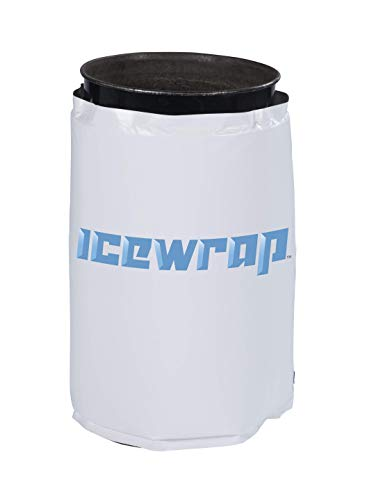 Great Deal! Powerblanket PBICE15IP Ice Pack Drum Cooling Blanket, Fits 15-Gallon Barrel, 12 Ice Pack...