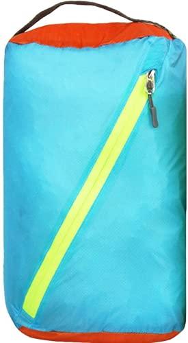 Juego de bolsa seca ligera, impermeable, impermeable, bolsa de viaje, bolsa organizadora seca, bolsa de esnórquel, bolsa para senderismo, kayak, barco, pesca, rafting, camping, esquí y senderismo