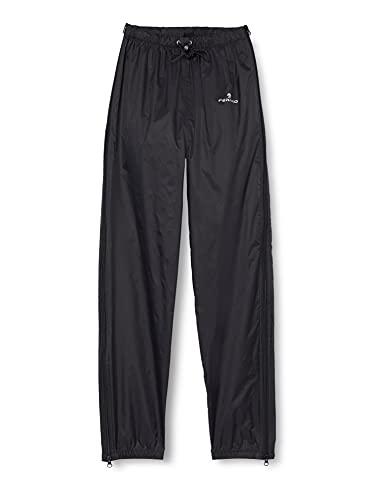 Ferrino Zip Motion, Sovra Pantaloni Impermeabile Unisex, Nero, M