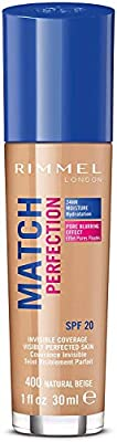 Rimmel London Match Perfection