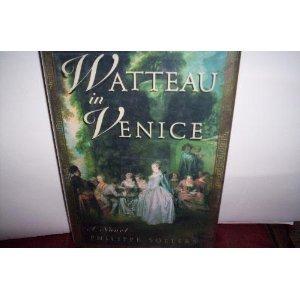 Watteau in Venice 0684194511 Book Cover