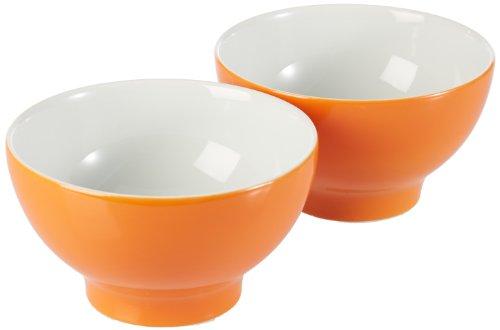 Kahla 57C148A72556C Schalen-Set 2-teilig Pronto, orange