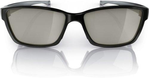 Philips PTA416/00 Easy - Gafas 3D, color negro