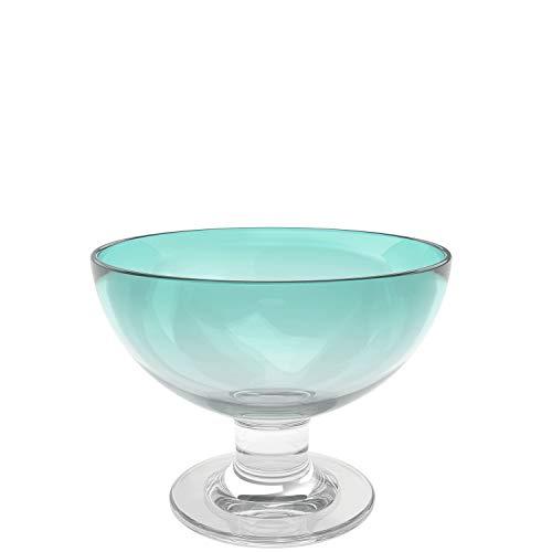 Leonardo Colorata Coupelle à glace Bleu pétrole