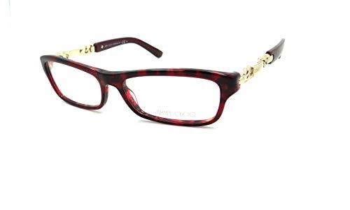 Jimmy Choo Sonnenbrille Mace/S Occhiali da Sole, Rosa (Pink), 53.0 Donna
