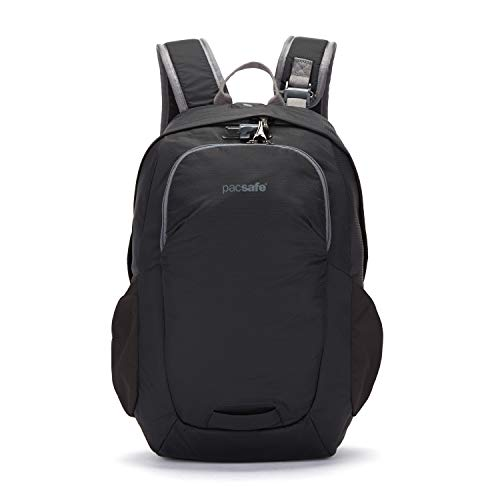 Pacsafe Unisex Venturesafe 15L G3 Backpack Bag, black (Black) - 60540100