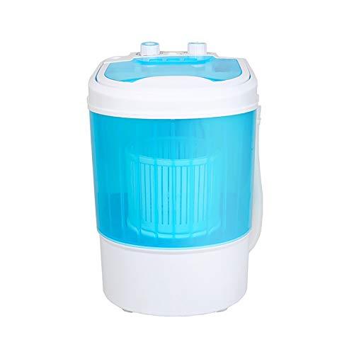 Mini Lavadora,Mini Lavadora Turbo Eléctrica Esterilización Antibacteriana Automático Turbo Móvil Compacto Lavadoras Pequeñas para Viajes En Casa Apartamentos Dormitorios