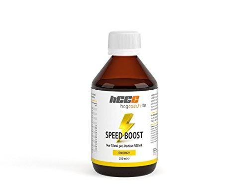 SpeedBoost - zuckerfreies Getränkekonzentrat | Energy (250 ml)