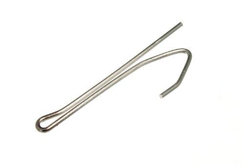 2000 X diep knijpen plooi einde rufflette gordijn haak lange hals Dp41Ln