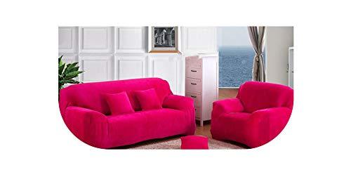 Copridivano elastico copridivano in morbido peluche, per letto singolo, due, tre, quattro posti, elasticizzato, scenico invernale, copridivano a 12 posti, divano a 11 posti