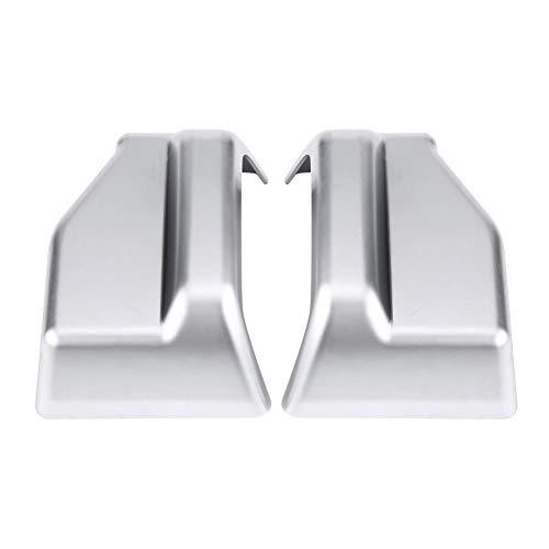 Ajuste de seguridad del asiento, 2 piezas Decoración de asiento seguro Ajuste de la cubierta para C