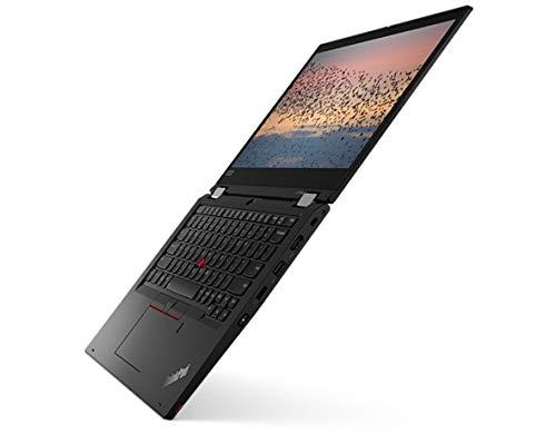 Lenovo ThinkPad L13 Yoga Intel Core i5 10th Gen 13.3-inch Full HD Laptop (16GB RAM/ 512GB SSD/ Windows 10 Professional/ Black/ 1.43 kg Thinkpad Pen Pro)20R5S01M00