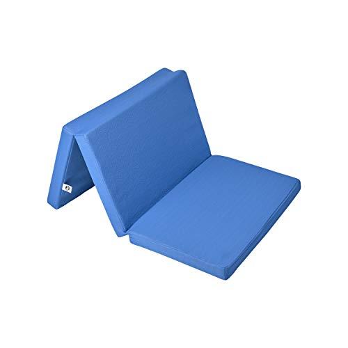 ms Innovaciones 313 - Colchón para cuna, color azul marino