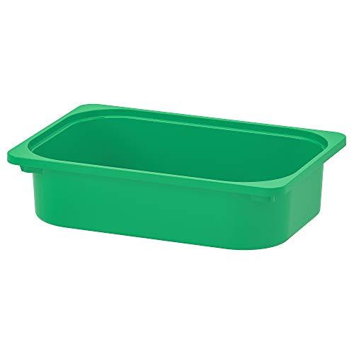 TROFAST caja de almacenamiento 42x30x10 cm verde