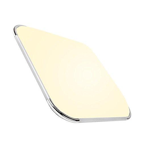 LED Deckenlampe Deckenleuchte Wandlampe Badezimmer Wohnzimmer 85V-265V Fit Wohnraum Esszimmer Zimme (36W Warmweiß)