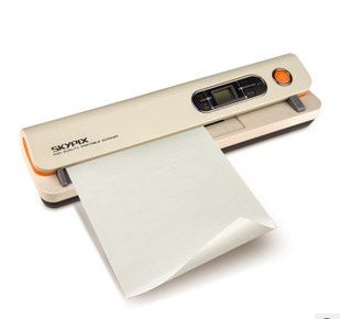 Automatic suction paper,Cordless Handy Scanner - A4 colour computer portable USB scanner 900 DPI,Easy to instantly scan and digitize anything,skypix TSN420
