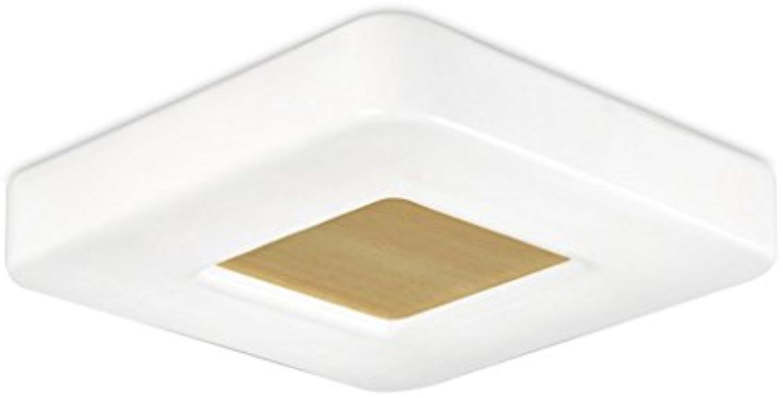 Home mall- Holz Deckenleuchte 12 Watt   16 Watt   20 Watt   30 Watt LED Moderne Mode Wohnzimmer Schlafzimmer Küche Kinderzimmer (Farbe   Weies Licht-21  21cm)