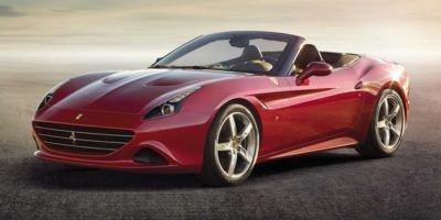 2017 Ferrari California T, Convertible ...