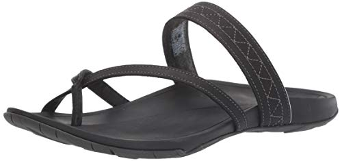 Chaco Women's Deja Hiking Shoe, Black, 10.0 M US